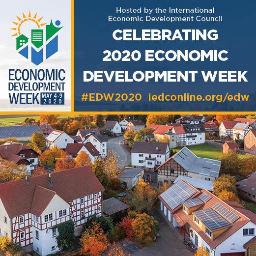 REDI Celebrates National Economic Development Week from May 4-9, 2020
